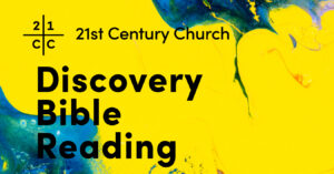 Discovery Bible Reading